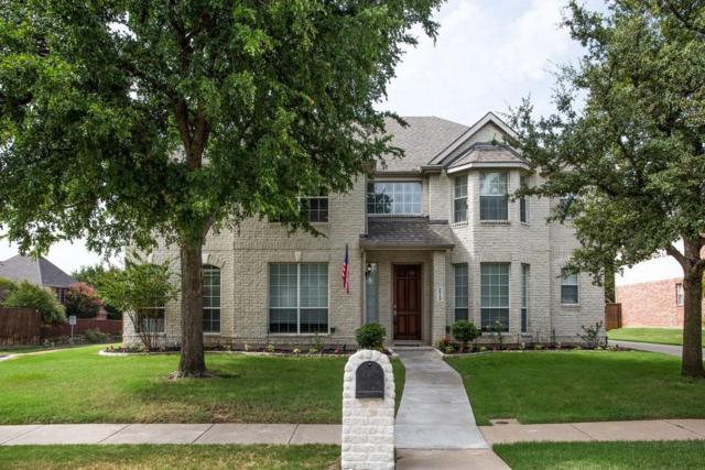 2713 Heather Wood Drive, Flower Mound, TX 75022 (MLS #13883309) :: Team Tiller