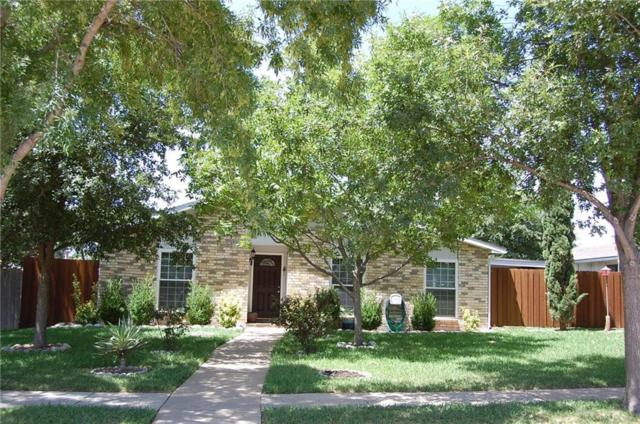 1825 Stockton Trail, Plano, TX 75023 (MLS #13883351) :: Team Tiller