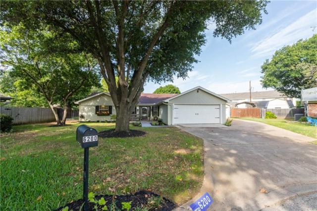 6200 Gayle Drive, North Richland Hills, TX 76180 (MLS #13883407) :: Team Hodnett