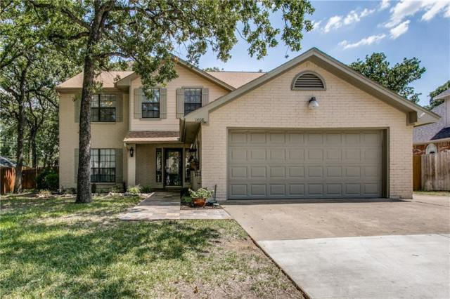1408 Shirley Way, Bedford, TX 76022 (MLS #13883543) :: RE/MAX Landmark