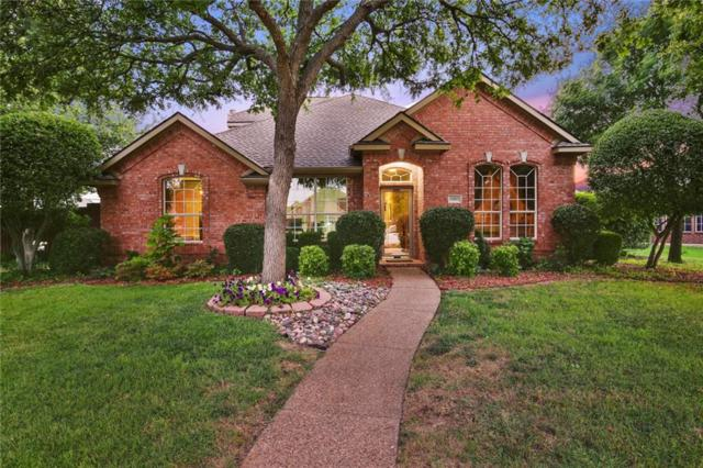 10805 Wild Oak Drive, Frisco, TX 75035 (MLS #13883614) :: RE/MAX Town & Country