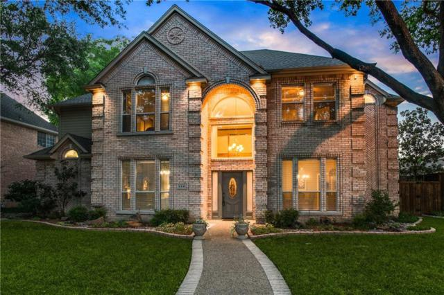 334 Tanglewood Lane, Coppell, TX 75019 (MLS #13883632) :: Coldwell Banker Residential Brokerage