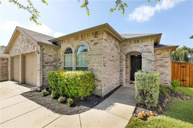 3513 Truman Street, Mckinney, TX 75071 (MLS #13883711) :: Magnolia Realty