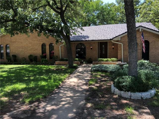 2829 Winterhaven Drive, Hurst, TX 76054 (MLS #13883730) :: The Real Estate Station