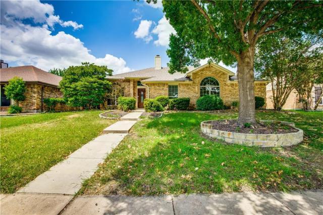 4221 Wild Plum Drive, Carrollton, TX 75010 (MLS #13883780) :: The Real Estate Station