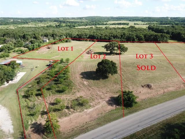 2201 J E Woody Road, Springtown, TX 76082 (MLS #13883827) :: The Heyl Group at Keller Williams