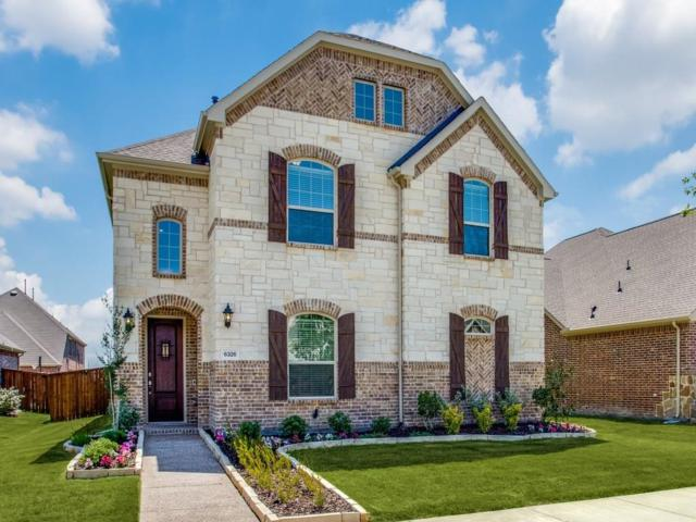 6326 Culverdale Lane, Frisco, TX 75034 (MLS #13883871) :: Frankie Arthur Real Estate