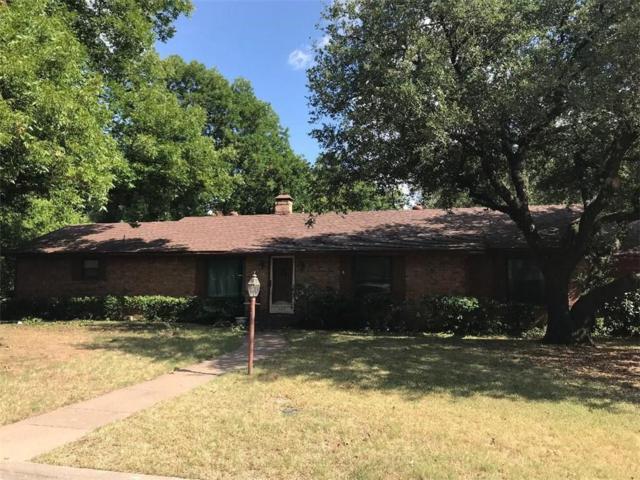 405 W 5th Street, Cleburne, TX 76033 (MLS #13883881) :: RE/MAX Pinnacle Group REALTORS