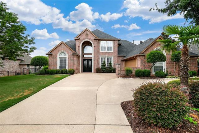 922 Fairway View Drive, Mansfield, TX 76063 (MLS #13883894) :: The Holman Group