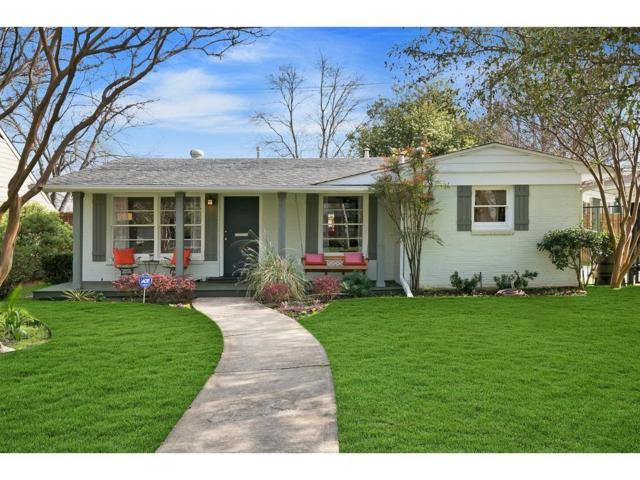 6462 Axton Lane, Dallas, TX 75214 (MLS #13883954) :: RE/MAX Landmark