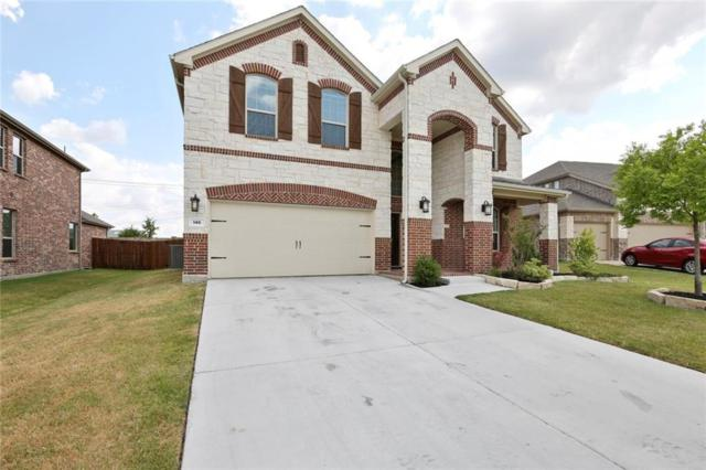 146 Balfour Drive, Fate, TX 75189 (MLS #13883959) :: North Texas Team | RE/MAX Advantage