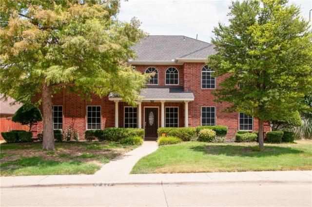 227 N Santa Fe Trail N, Waxahachie, TX 75165 (MLS #13883970) :: The Real Estate Station