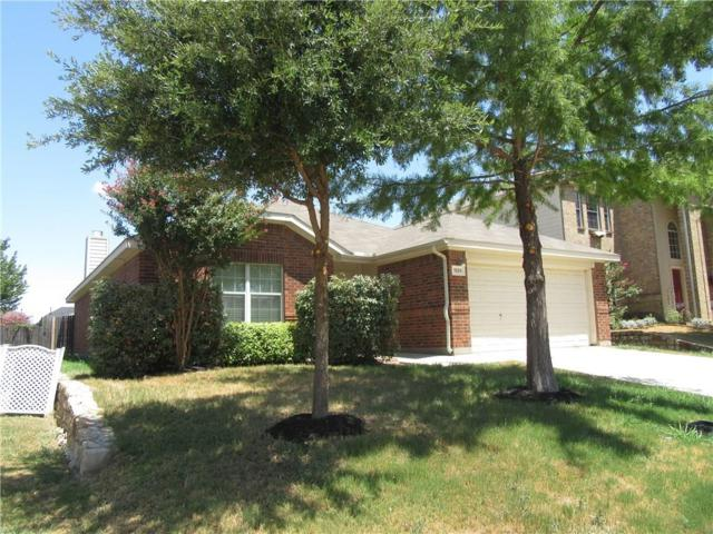 1025 Salt Creek Trail, Fort Worth, TX 76131 (MLS #13883986) :: Van Poole Properties Group