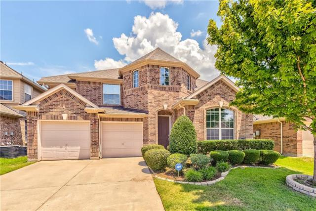 3516 Nandina Drive, Flower Mound, TX 75022 (MLS #13884018) :: Team Hodnett