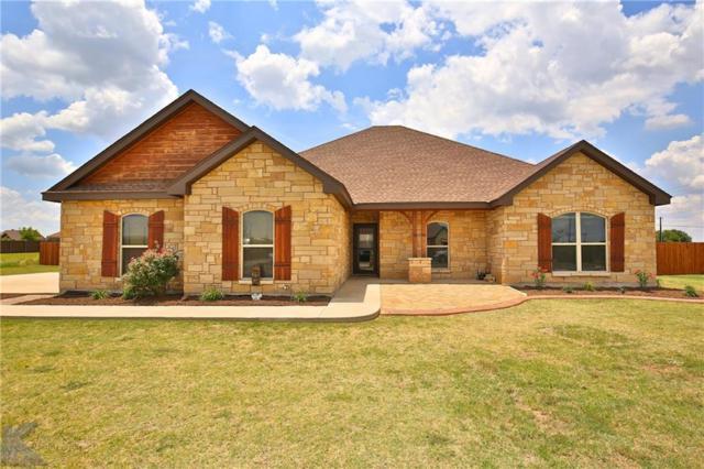 102 Mountain Meadow Drive, Tuscola, TX 79562 (MLS #13884033) :: The Tonya Harbin Team