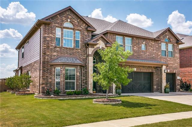 9725 Saltbrush Street, Fort Worth, TX 76177 (MLS #13884093) :: The Real Estate Station