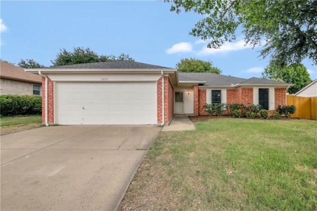 7201 Royal Oak Drive, Benbrook, TX 76126 (MLS #13884152) :: Team Hodnett