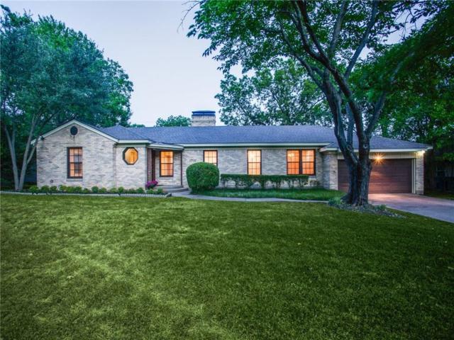 9714 Galway Drive, Dallas, TX 75218 (MLS #13884242) :: Team Hodnett