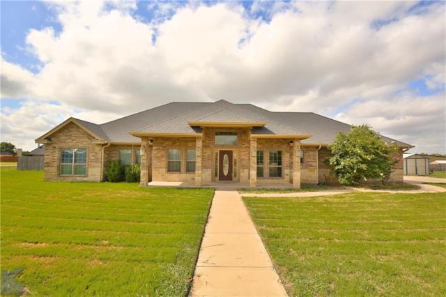 401 Apple Blossom Drive, Abilene, TX 79602 (MLS #13884257) :: The Tonya Harbin Team