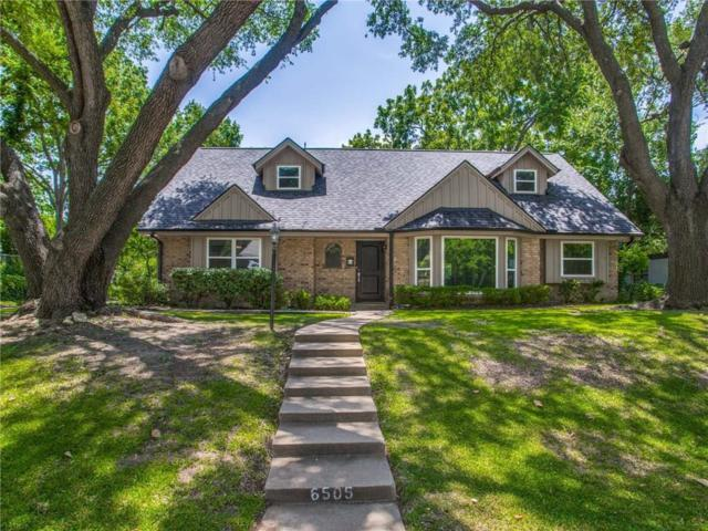 6505 Floyd Drive, Fort Worth, TX 76116 (MLS #13884347) :: Magnolia Realty