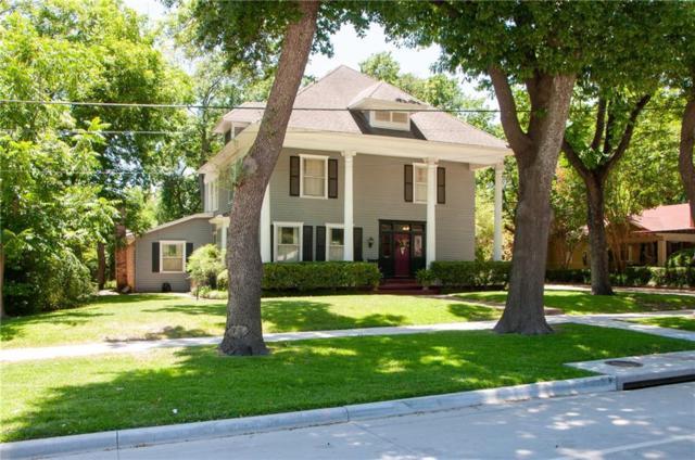 901 W Marvin Avenue, Waxahachie, TX 75165 (MLS #13884441) :: Team Hodnett