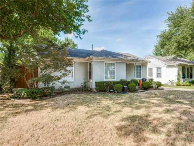 4140 Saranac Drive, Dallas, TX 75220 (MLS #13884449) :: North Texas Team | RE/MAX Advantage