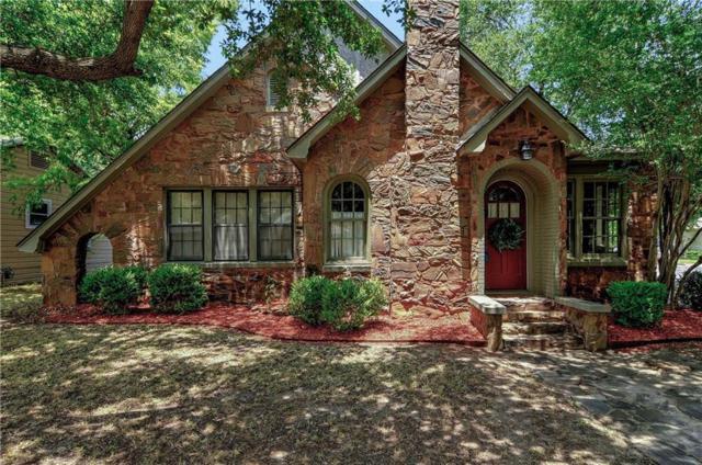 301 W Scott Street, Sherman, TX 75092 (MLS #13884459) :: Magnolia Realty