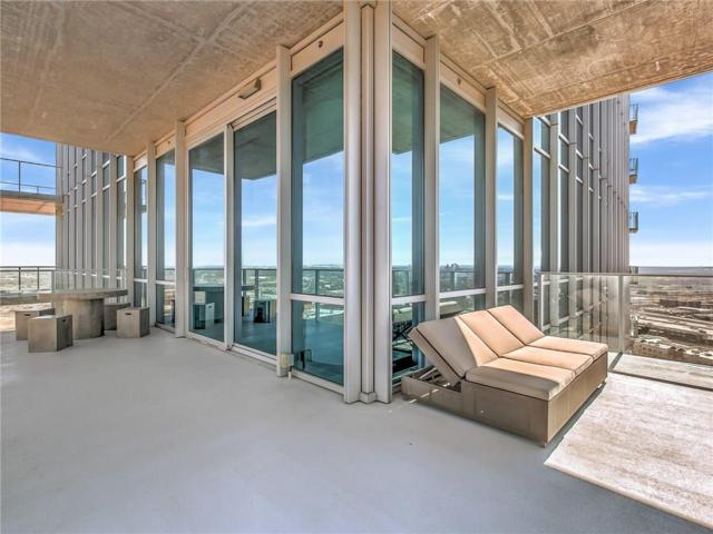 1301 Throckmorton Street #2001, Fort Worth, TX 76102 (MLS #13884546) :: The Mitchell Group