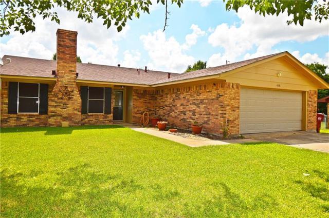 408 Haughton Street, Farmersville, TX 75442 (MLS #13884564) :: RE/MAX Landmark