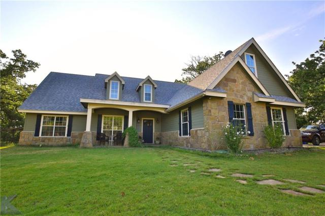 1412 Sunset Drive, Clyde, TX 79510 (MLS #13884565) :: The Tonya Harbin Team