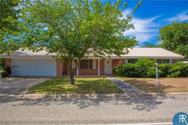 900 E Fitzgerald Street, Bangs, TX 76823 (MLS #13884618) :: Magnolia Realty