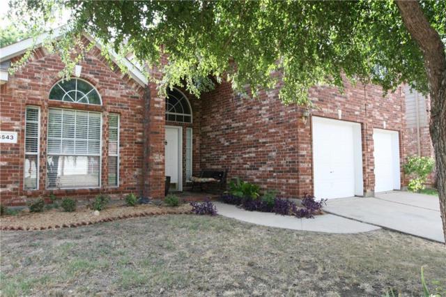 4543 Westchester Glen Drive, Grand Prairie, TX 75052 (MLS #13884620) :: Team Hodnett
