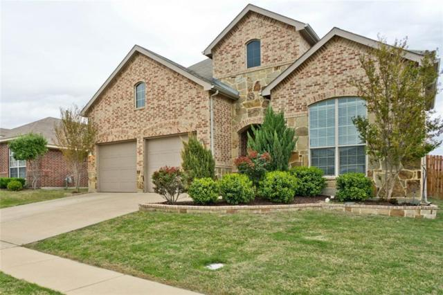 6116 Perch Drive, Fort Worth, TX 76179 (MLS #13884651) :: RE/MAX Pinnacle Group REALTORS