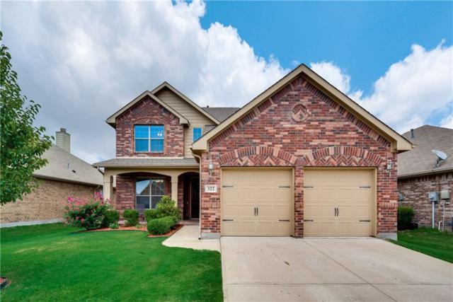 322 Hawthorn Drive, Fate, TX 75087 (MLS #13884657) :: Magnolia Realty