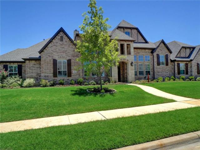5813 St Andrews Court, Colleyville, TX 76034 (MLS #13884673) :: RE/MAX Landmark