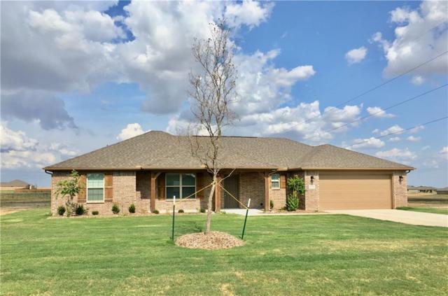 119 Live Oak Lane, Decatur, TX 76234 (MLS #13884736) :: Team Hodnett