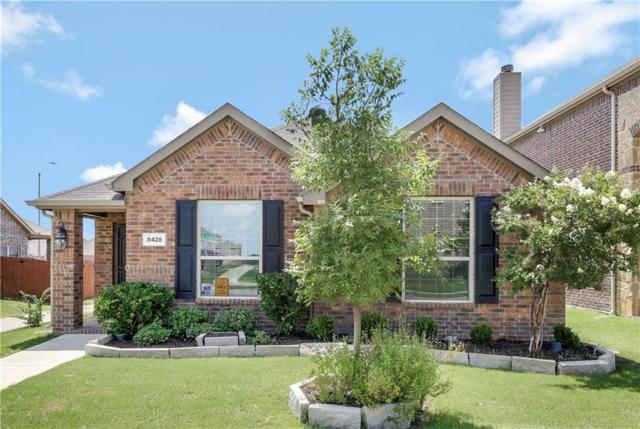 8428 Gentian Drive, Fort Worth, TX 76123 (MLS #13884751) :: Team Hodnett