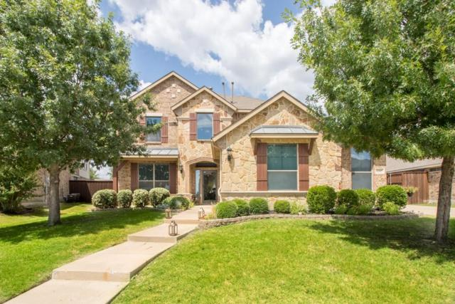 1107 Leafy Glade Road, Forney, TX 75126 (MLS #13884754) :: The Real Estate Station