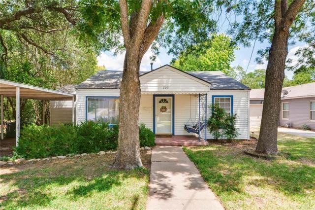 705 Jackson Street, Weatherford, TX 76086 (MLS #13884810) :: Magnolia Realty