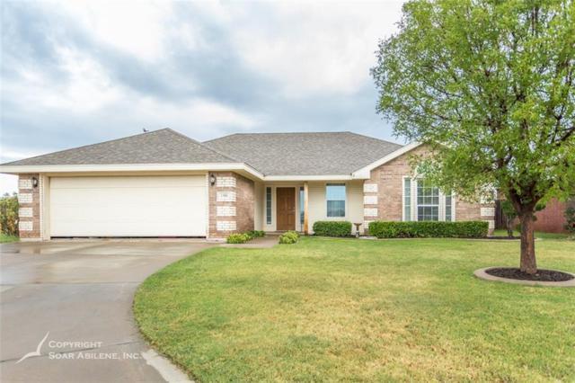 190 Cotton Candy Road, Abilene, TX 79602 (MLS #13884843) :: Team Hodnett