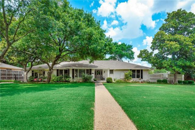 14148 Edgecrest Drive, Dallas, TX 75254 (MLS #13884857) :: Hargrove Realty Group