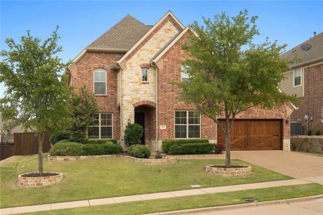 313 Bachman Creek Drive, Mckinney, TX 75070 (MLS #13884869) :: RE/MAX Landmark