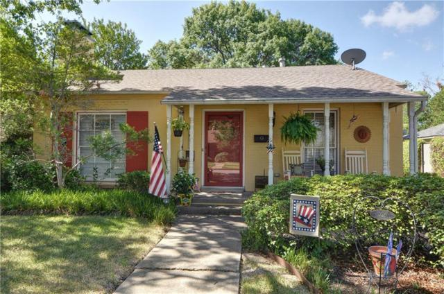 4673 Southern Avenue, Highland Park, TX 75209 (MLS #13884911) :: Robbins Real Estate Group