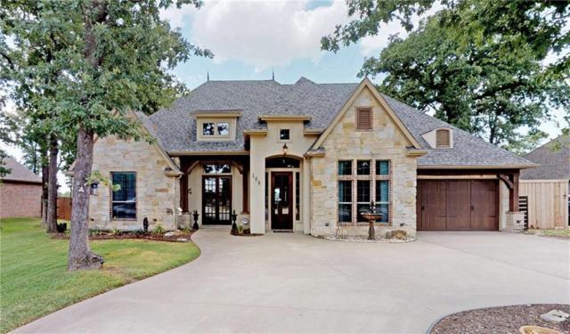 108 Woodland Drive, Krugerville, TX 76227 (MLS #13884929) :: Team Hodnett