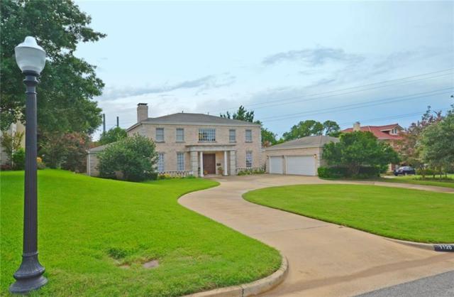 1126 Mistletoe Drive, Fort Worth, TX 76110 (MLS #13884952) :: RE/MAX Landmark