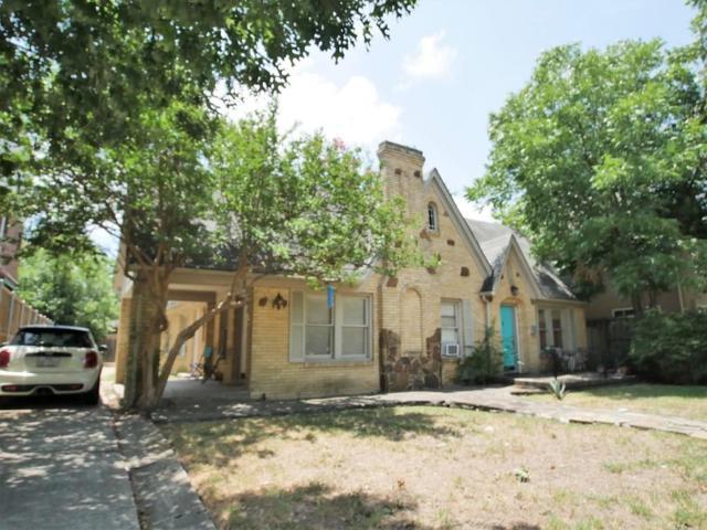5624 Martel Avenue, Dallas, TX 75206 (MLS #13885004) :: Team Hodnett