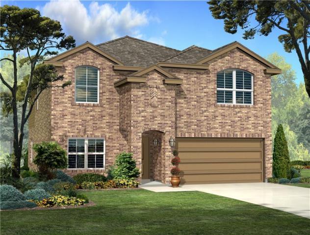 8901 Mossy Creek Lane, Fort Worth, TX 76123 (MLS #13885006) :: Team Hodnett