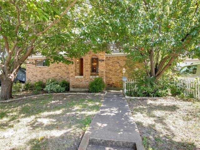 1005 W White Avenue, Mckinney, TX 75069 (MLS #13885013) :: Team Hodnett