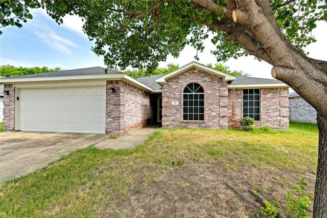 221 Lake Travis Drive, Wylie, TX 75098 (MLS #13885025) :: RE/MAX Landmark