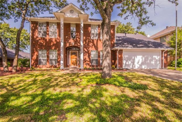 7309 Plumwood Drive, North Richland Hills, AK 76182 (MLS #13885058) :: The Chad Smith Team